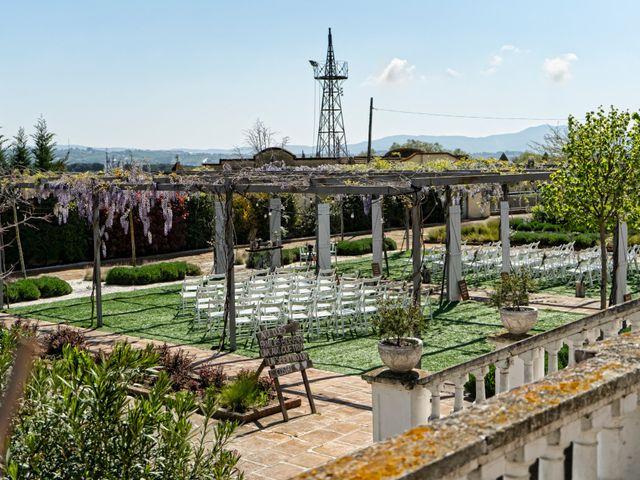 La boda de Daniel y Jessy en L' Ametlla Del Valles, Barcelona 22