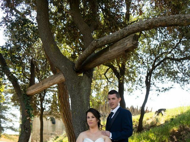 La boda de Daniel y Jessy en L' Ametlla Del Valles, Barcelona 33