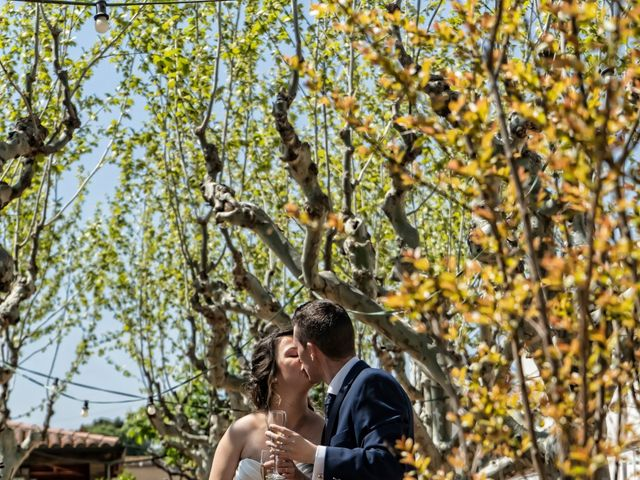 La boda de Daniel y Jessy en L' Ametlla Del Valles, Barcelona 37