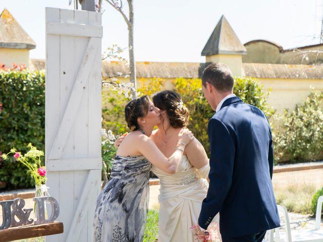 La boda de Daniel y Jessy en L' Ametlla Del Valles, Barcelona 27