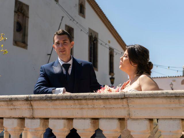 La boda de Daniel y Jessy en L' Ametlla Del Valles, Barcelona 31