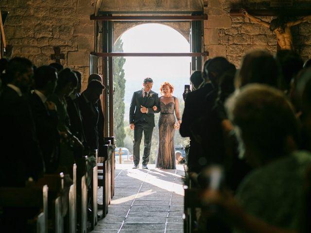 La boda de Albert y Marta en Sant Pere De Vilamajor, Barcelona 15