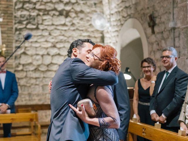 La boda de Albert y Marta en Sant Pere De Vilamajor, Barcelona 16