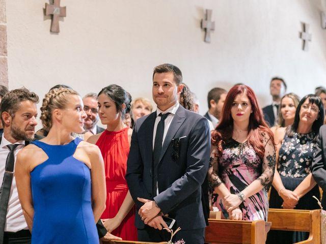 La boda de Albert y Marta en Sant Pere De Vilamajor, Barcelona 17