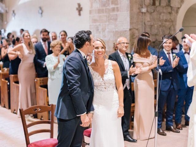 La boda de Albert y Marta en Sant Pere De Vilamajor, Barcelona 23
