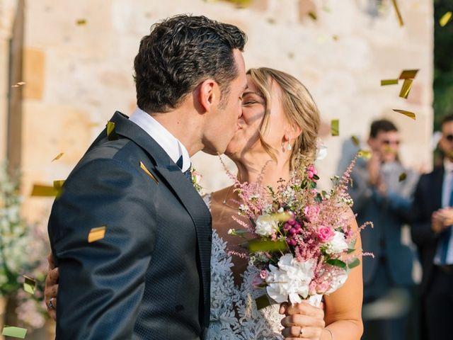 La boda de Albert y Marta en Sant Pere De Vilamajor, Barcelona 28