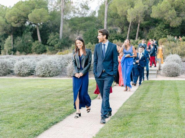 La boda de Albert y Marta en Sant Pere De Vilamajor, Barcelona 40