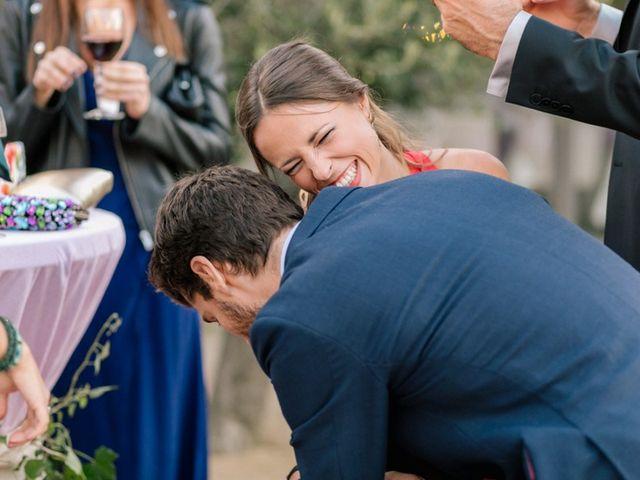 La boda de Albert y Marta en Sant Pere De Vilamajor, Barcelona 41