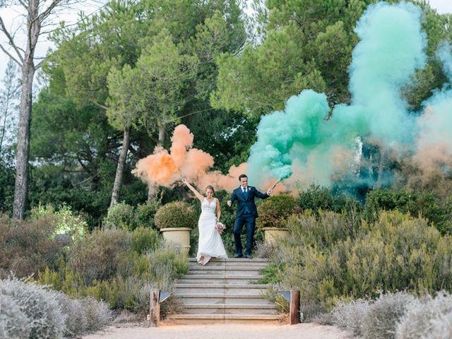 La boda de Albert y Marta en Sant Pere De Vilamajor, Barcelona 43
