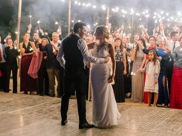 La boda de Albert y Marta en Sant Pere De Vilamajor, Barcelona 63
