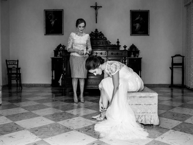 La boda de Jorge y Carmen en Priego De Cordoba, Córdoba 9