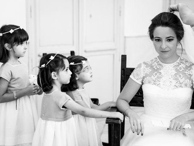 La boda de Jorge y Carmen en Priego De Cordoba, Córdoba 13