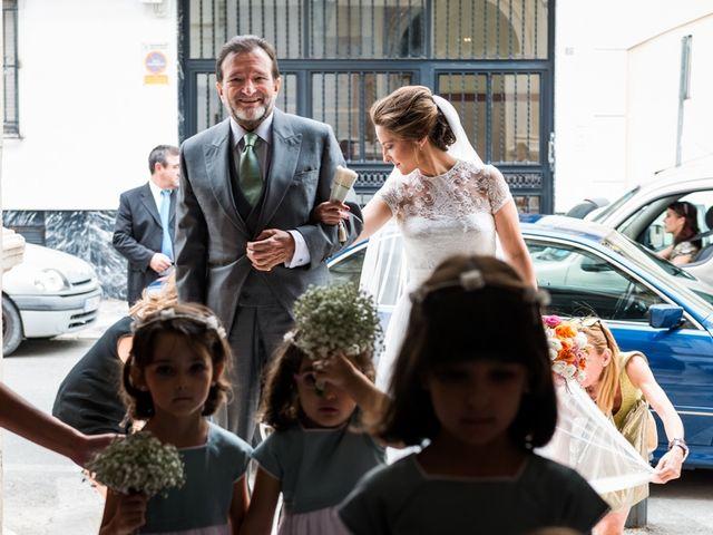 La boda de Jorge y Carmen en Priego De Cordoba, Córdoba 15