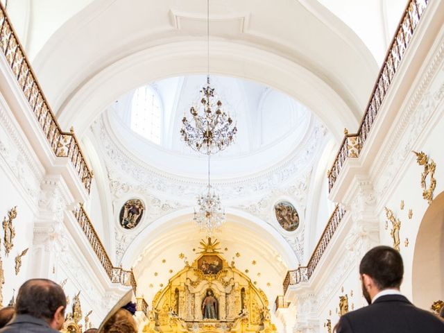 La boda de Jorge y Carmen en Priego De Cordoba, Córdoba 16