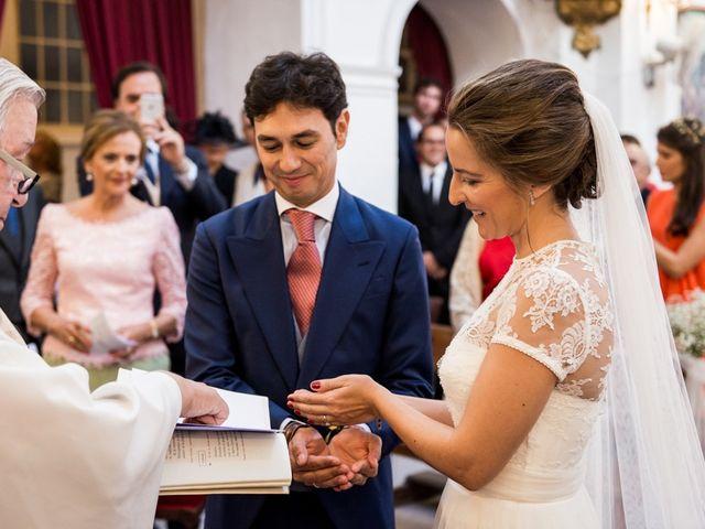 La boda de Jorge y Carmen en Priego De Cordoba, Córdoba 17
