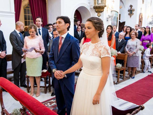 La boda de Jorge y Carmen en Priego De Cordoba, Córdoba 18