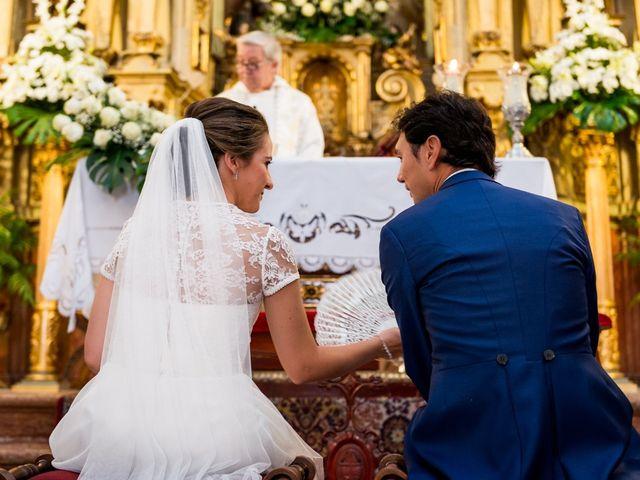 La boda de Jorge y Carmen en Priego De Cordoba, Córdoba 19
