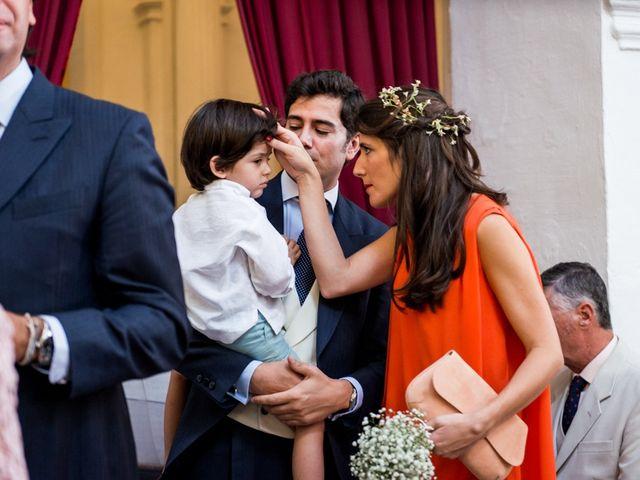 La boda de Jorge y Carmen en Priego De Cordoba, Córdoba 20