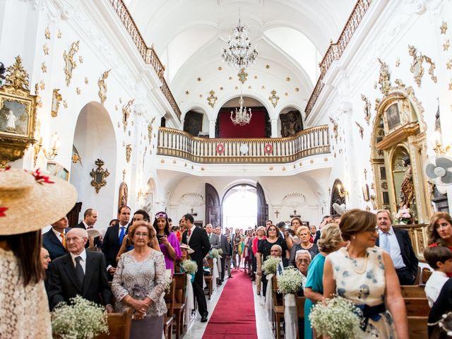 La boda de Jorge y Carmen en Priego De Cordoba, Córdoba 21