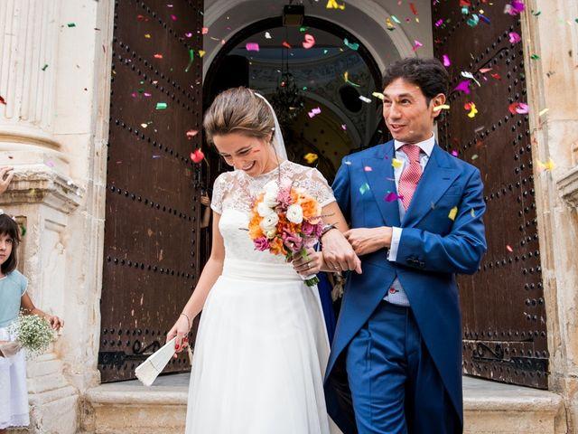 La boda de Carmen y Jorge