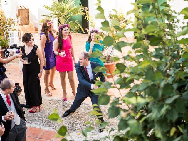La boda de Jorge y Carmen en Priego De Cordoba, Córdoba 31