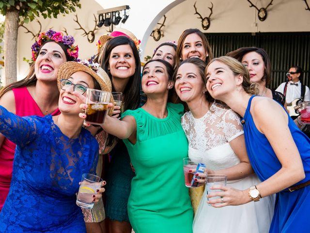 La boda de Jorge y Carmen en Priego De Cordoba, Córdoba 36