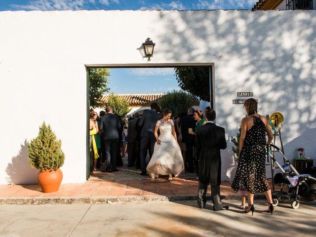 La boda de Jorge y Carmen en Priego De Cordoba, Córdoba 38