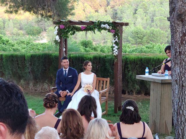 La boda de Alberto y Marta en Chiva, Valencia 1