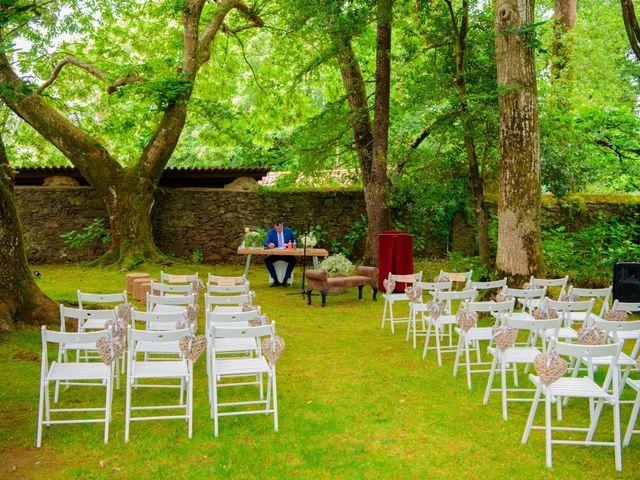 La boda de Suso y Laura en Ordes (Ordes), A Coruña 14
