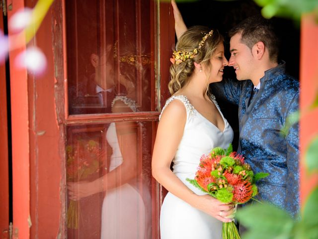 La boda de Laura y Suso