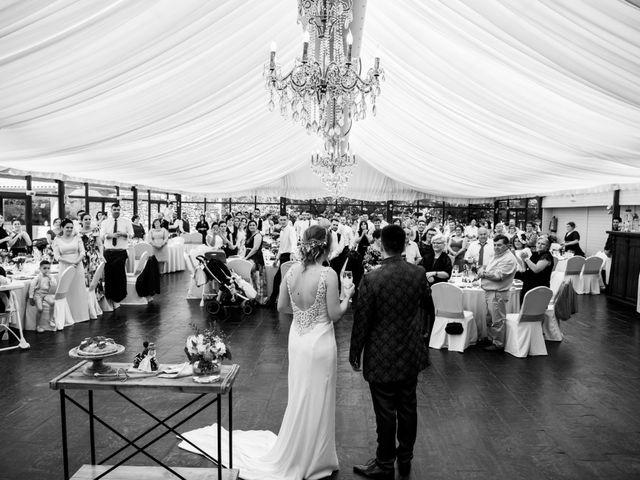 La boda de Suso y Laura en Ordes (Ordes), A Coruña 1