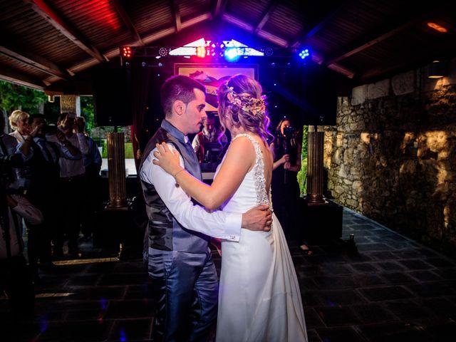 La boda de Suso y Laura en Ordes (Ordes), A Coruña 40