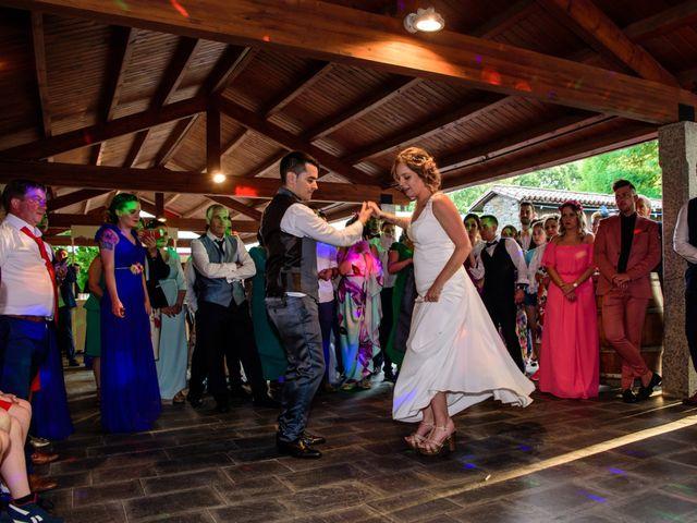La boda de Suso y Laura en Ordes (Ordes), A Coruña 42