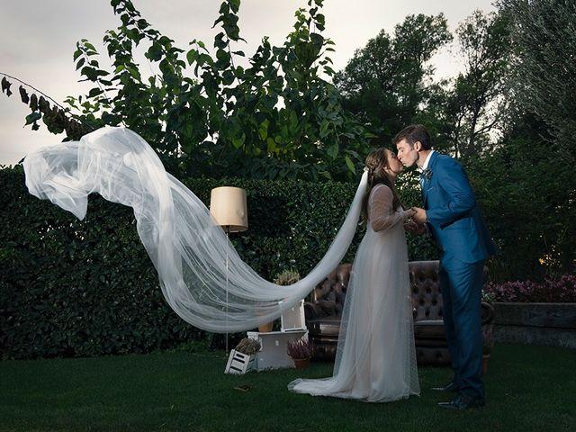 La boda de Silvia y Alonso