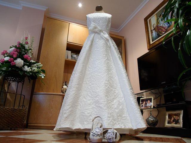 La boda de David y Inma en El Puig, Valencia 10