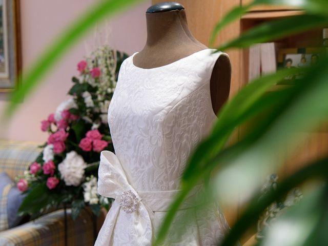 La boda de David y Inma en El Puig, Valencia 12