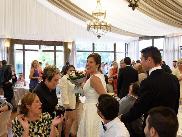 La boda de David y Inma en El Puig, Valencia 19