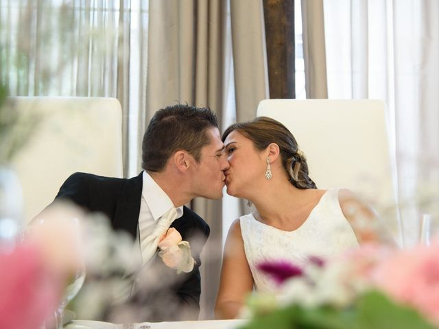 La boda de David y Inma en El Puig, Valencia 20