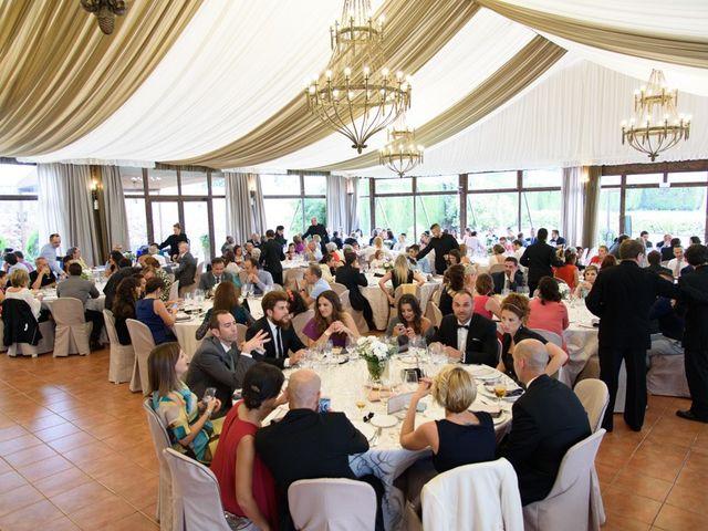 La boda de David y Inma en El Puig, Valencia 21