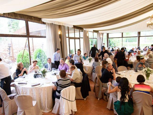 La boda de David y Inma en El Puig, Valencia 22