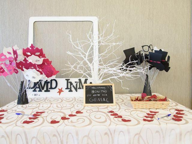 La boda de David y Inma en El Puig, Valencia 23