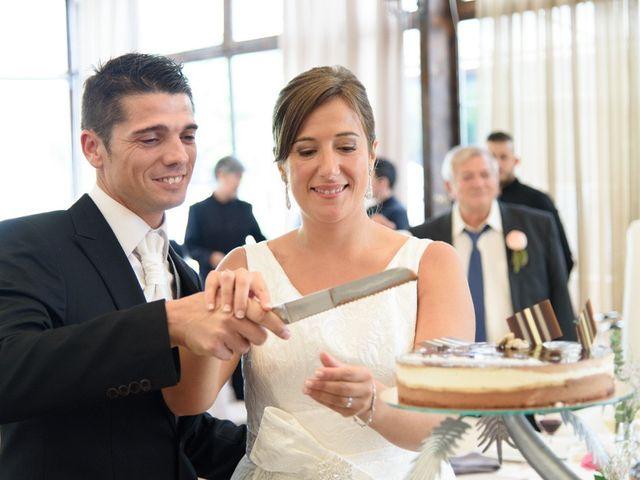 La boda de David y Inma en El Puig, Valencia 25