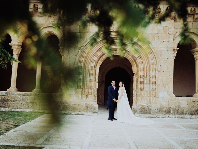 La boda de Gonzalo y Belen en Sotosalbos, Segovia 24