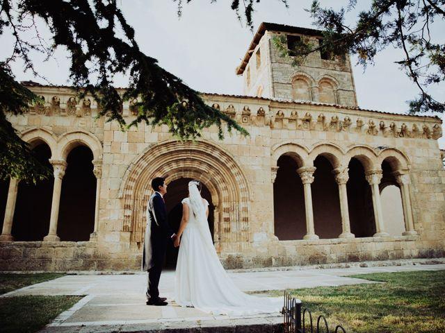 La boda de Gonzalo y Belen en Sotosalbos, Segovia 25