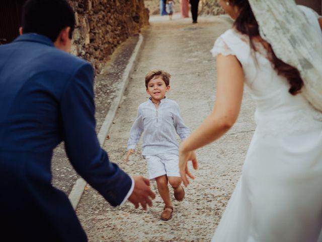 La boda de Gonzalo y Belen en Sotosalbos, Segovia 27
