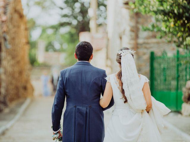La boda de Gonzalo y Belen en Sotosalbos, Segovia 28