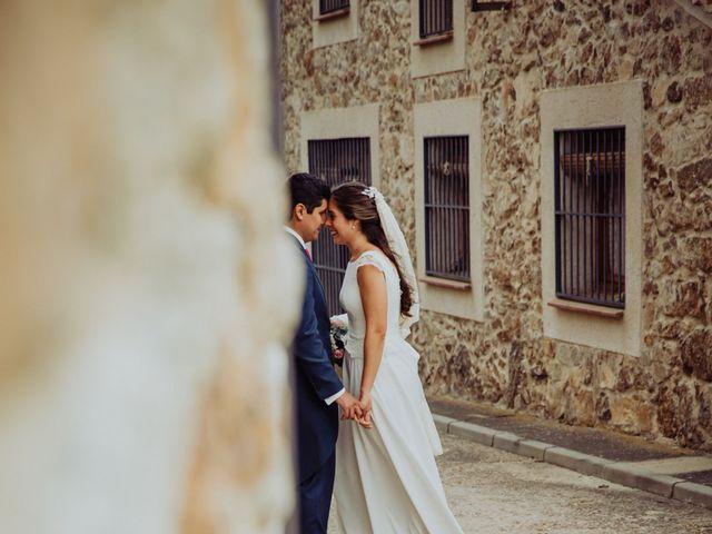 La boda de Gonzalo y Belen en Sotosalbos, Segovia 29