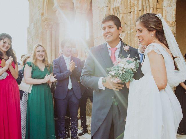 La boda de Gonzalo y Belen en Sotosalbos, Segovia 30