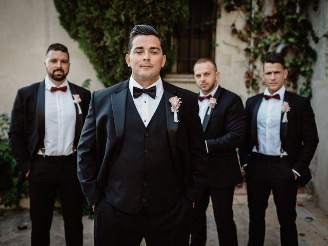 La boda de Scott y Mary en Riba-roja De Túria, Valencia 13