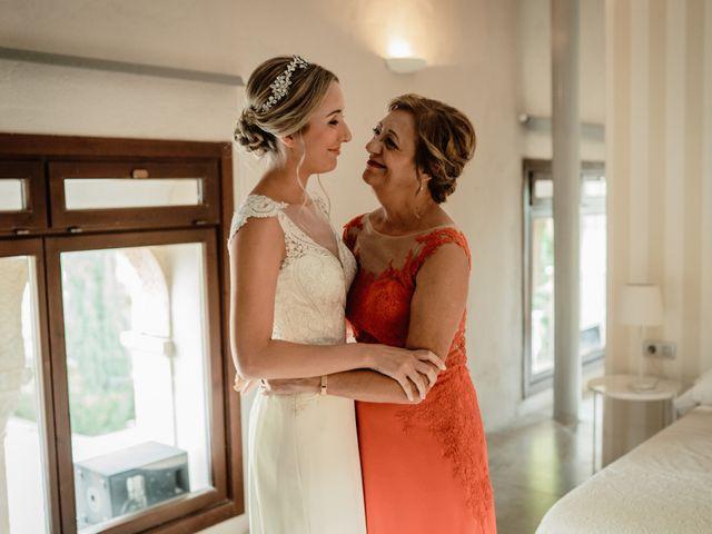 La boda de Scott y Mary en Riba-roja De Túria, Valencia 17